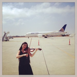 Me at a summer TV commercial shoot for UNITED AIRLINES.  I'll let you know when the ad airs - stay tuned!