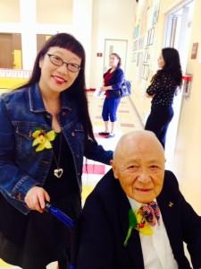 Me & Dr. Sammy Lee!