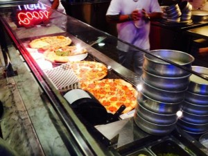 "The ""secret"" pizza place at the Cosmopolitan in Vegas!"