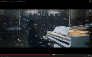 "Aloe Blacc's ""Love is the Answer"" music video sponsored by Lincoln Motor Co."