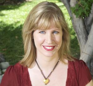 Meet author JULIE HEDLUND!