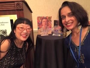 2015 South Award Book Winners - Paula Yoo & Tanuja Desai Hidier