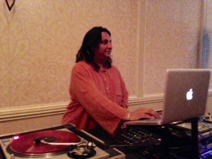 We were honored to have the ground-breaking and iconic DJ REKHA host the event's Bhaṅgṛā dance party!